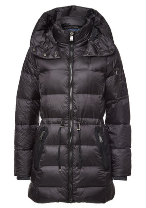 Polo Ralph Lauren Quilted Down Coat with Drawstring Waist