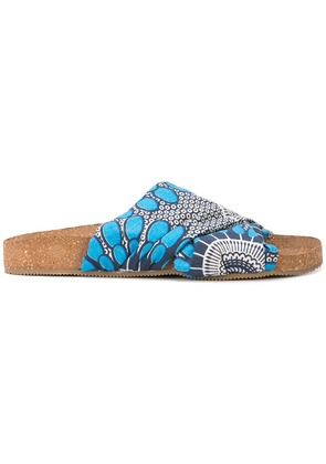 Figue Suki sandals - Blue