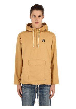 GOLF LE FLEUR ONE STAR OX HOODED JACKET