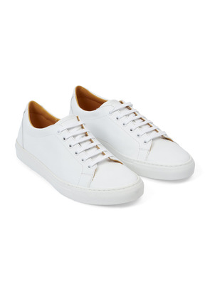 Ludwig Reiter White Leather Sneakers