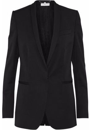 Stella Mccartney Woman Wool Blazer Black Size 40