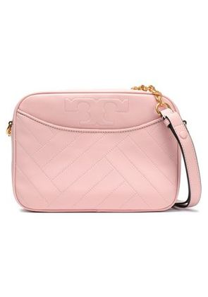 Tory Burch Woman Leather Shoulder Bag Baby Pink Size -