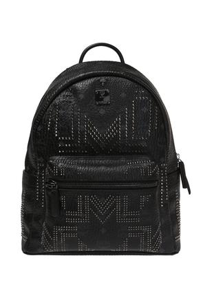 MCM Backpack with decorative elements