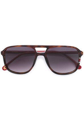 Carrera aviator style sunglasses - Red