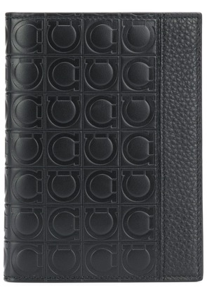 Salvatore Ferragamo quilted card holder - Black
