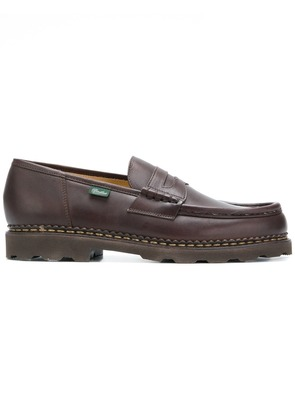 Paraboot Reims loafers - Brown