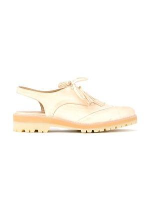 Manolita oxford shoes - Neutrals