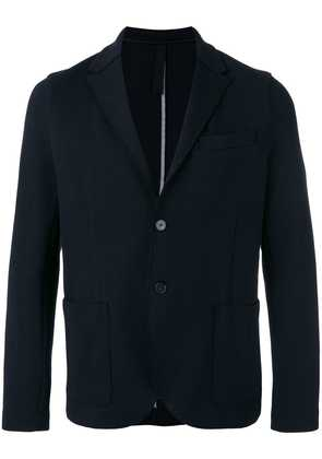 Harris Wharf London patch pockets blazer - Blue