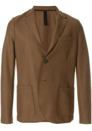 Harris Wharf London classic fitted blazer - Brown