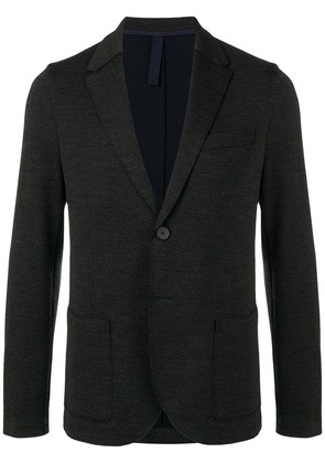 Harris Wharf London single breasted blazer - Blue