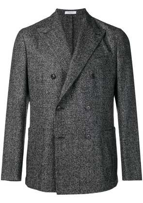Boglioli double breasted blazer - Grey
