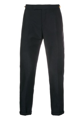 Thom Browne Selvedge Stripe Skinny-Fit Trouser - Blue