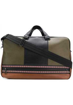 Bottega Veneta Intrecciato duffle bag - Brown