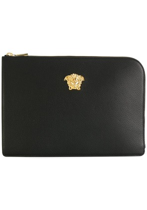 Versace Medusa head laptop case - Black