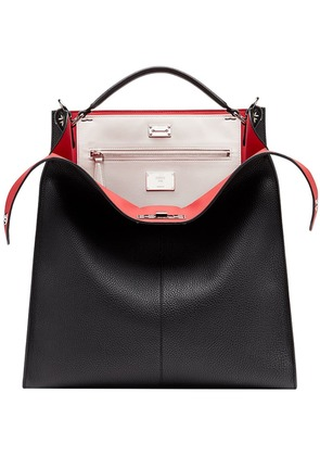 Fendi Peekaboo X-Lite fit bag - Black