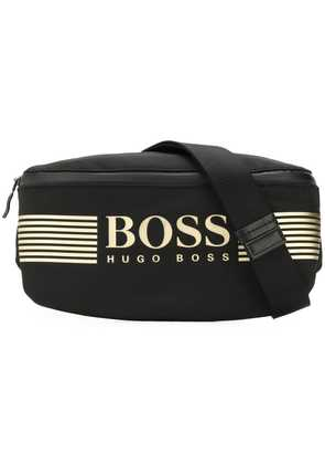 Boss Hugo Boss logo belt bag - Black