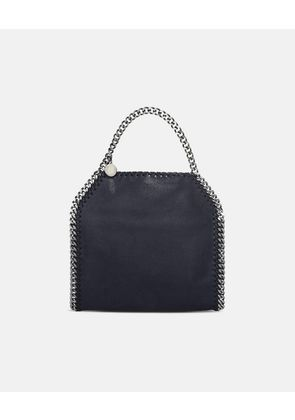 Stella McCartney Navy Navy Falabella Shaggy Deer Mini Tote, Women's, Size OneSize