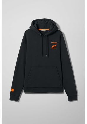 Peace Force Big Hawk Hoodie - Black