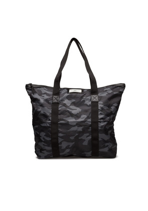 Day Gweneth Camo Bag - Understated Black