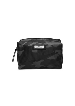 Gweneth P Camo Beauty Bag - Understated