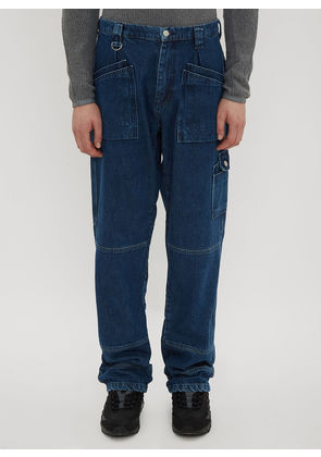 GmbH Denim Viktor Pants in Blue size M