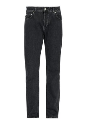 Officine Générale - Kurt Jeans - Mens - Dark Grey