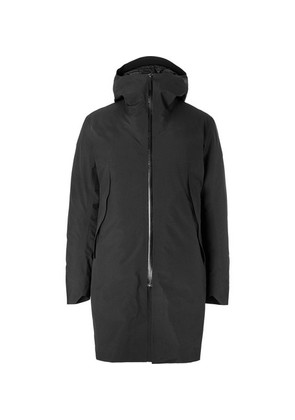 Monitor 3l Gore-tex Hooded Down Coat