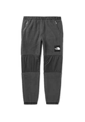 Denali Tapered Shell-panelled Fleece Sweatpants