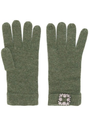 Max & Moi classic gloves - Green
