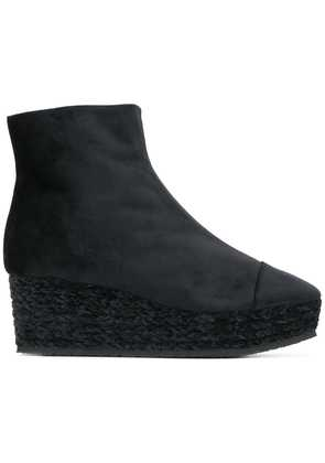 Castañer Nadia wedge boots - Black