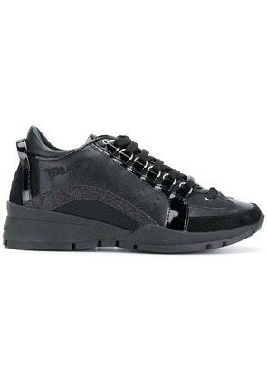 Dsquared2 551 patent sneakers - Black