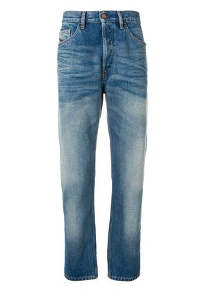 Diesel D-Aygle tapered jeans - Blue