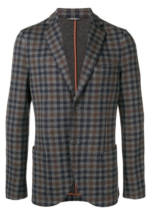 Loro Piana checked blazer - Neutrals
