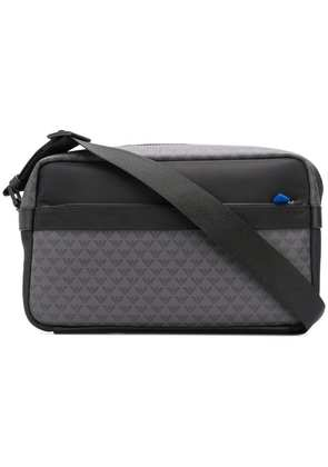 Emporio Armani Reporter crossbody bag - Black