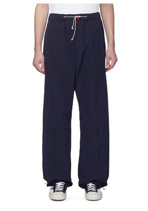 Cargo pocket relaxed jogging pants