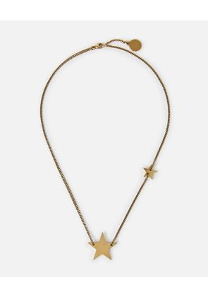 Stella McCartney Yellow Star Necklace, Women's, Size OneSize