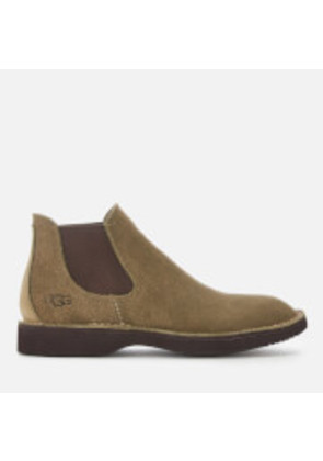 UGG Men's Camino Suede Chelsea Boots - Taupe - UK 7 - Brown