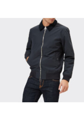 Barbour Men's Corpach Casual Blouson Jacket - Navy - M - Navy