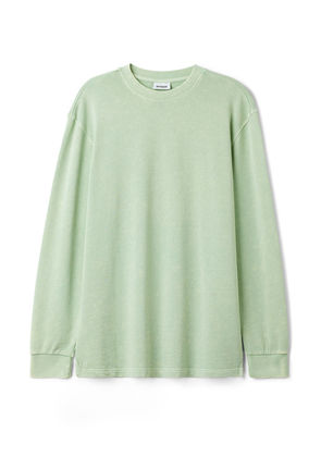 Radical Washed Sweatshirt - Green