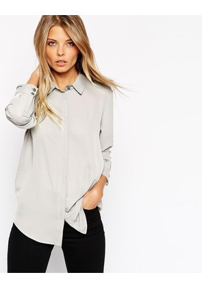 ASOS Blouse - Grey
