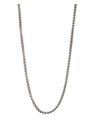 Tom Wood - Venetian Chain Necklace - Mens - Silver