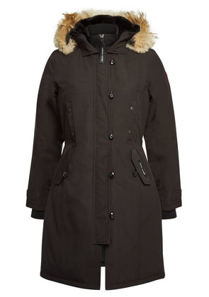 Canada Goose Kensington Down Parka with Fur-Trimmed Hood