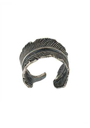 M. Cohen leaf ring - Metallic