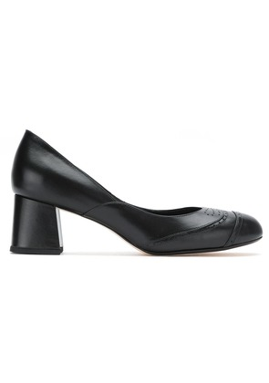 Sarah Chofakian leather pumps - Black