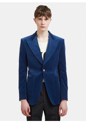 Gucci Formal Jacket in Blue size IT - 50