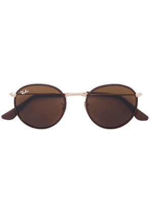 Ray-Ban Round Lightray sunglasses - Brown