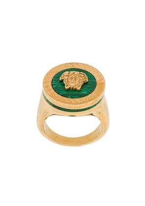 Versace Medusa Tribute Ring - Gold