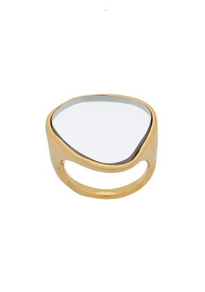 Aurelie Bidermann Ciotollo ring - Gold