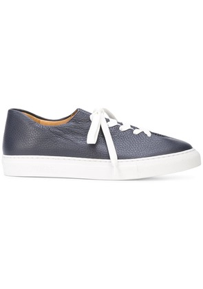 Soloviere contrast lace sneakers - Blue