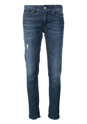Dondup straight cut jeans - Blue
